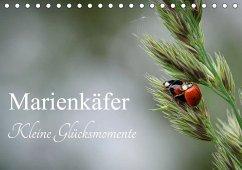 Marienkäfer - kleine Glücksmomente (Tischkalender 2020 DIN A5 quer)