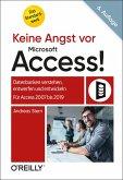 Keine Angst vor Microsoft Access! (eBook, ePUB)