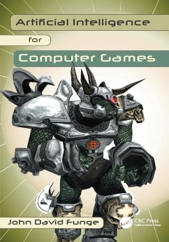 Artificial Intelligence for Computer Games (eBook, PDF) - Funge, John David