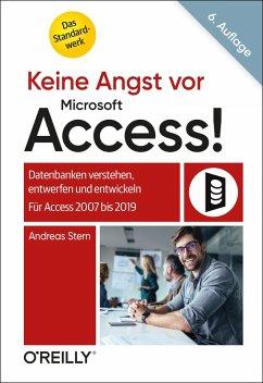 Keine Angst vor Microsoft Access! (eBook, PDF) - Stern, Andreas
