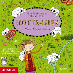 Volle Kanne Koala / Mein Lotta-Leben Bd.11 (MP3-Download) - Pantermüller, Alice