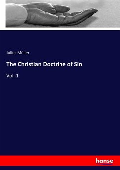 The Christian Doctrine of Sin