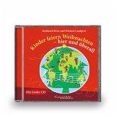 Kinder feiern Weihnachten - hier und überall, 1 Audio-CD