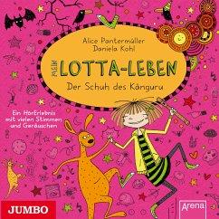 Der Schuh des Känguru / Mein Lotta-Leben Bd.10 (MP3-Download) - Pantermüller, Alice
