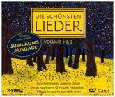 Die Schönsten Lieder Vol.1 & 2-Jubiläumsausgabe