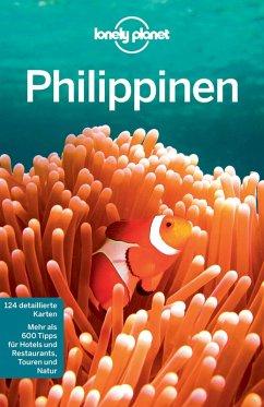 Lonely Planet Reiseführer Philippinen (eBook, ePUB) - Grosberg, Michael