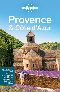 Lonely Planet Reisefuhrer Provence, Cote dAzur