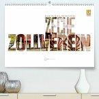 Zeche Zollverein. Weltkulturerbe.(Premium, hochwertiger DIN A2 Wandkalender 2020, Kunstdruck in Hochglanz)