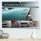 Amerikanische Legenden - Autoklassiker der 50er und 60er Jahre(Premium, hochwertiger DIN A2 Wandkalender 2020, Kunstdruck in Hochglanz)