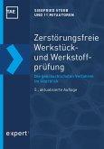 Zerstörungsfreie Werkstück- und Werkstoffprüfung (eBook, PDF)