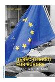 Gerechtigkeit für Europa (eBook, PDF)