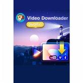 DVDFab Video Downloader (Lebenslange Lizenz) PC (Download für Windows)