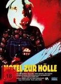 Hotel zur Hölle-Cover B (Limitiertes Mediabook) Limited Mediabook