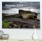 Wracks 2020(Premium, hochwertiger DIN A2 Wandkalender 2020, Kunstdruck in Hochglanz)