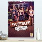 Feuerwehrkalender 2020(Premium, hochwertiger DIN A2 Wandkalender 2020, Kunstdruck in Hochglanz)