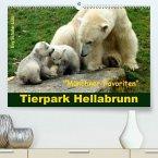 Tierpark Hellabrunn - Münchner Favoriten(Premium, hochwertiger DIN A2 Wandkalender 2020, Kunstdruck in Hochglanz)