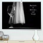 Das Licht in Schwarz und Weiß(Premium, hochwertiger DIN A2 Wandkalender 2020, Kunstdruck in Hochglanz)