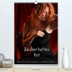 Zauberhaftes Rot(Premium, hochwertiger DIN A2 Wandkalender 2020, Kunstdruck in Hochglanz)