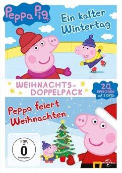 Peppa Pig - Weihnachtsdoppelpack - Keine Informationen