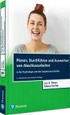 Planen, Durchführen und Auswerten von Abschlussarbeiten in der Psychologie und den Sozialwissenschaften (eBook, PDF)