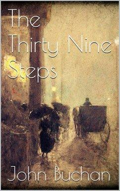 The Thirty Nine Steps (eBook, ePUB)