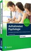 Aufnahmetest Psychologie (eBook, PDF)