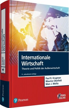 Internationale Wirtschaft (eBook, PDF) - Krugman, Paul R.; Melitz, Marc J.; Obstfeld, Maurice
