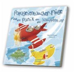 Papageientaucher-Flüge und die Panik um das Schuppentier - Howarth, Heidi