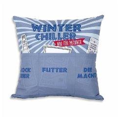 Sofahelden Kissen - Winter Chiller
