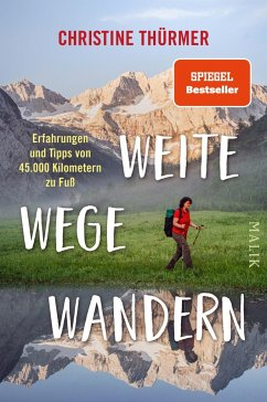 Weite Wege Wandern - Thürmer, Christine