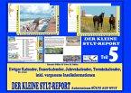 DER KLEINE SYLT-REPORT - Teil 5: Ewiger Kalender, Dauerkalender, Jahreskalender, Terminkalender, inkl. vergessene Inselinformationen