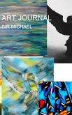 Sir Michael mixed medium Art Journal
