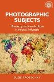 Photographic subjects (eBook, ePUB)
