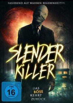 Slender Killer-Das Böse kehrt zurück - Grayson,Michael/Dossa Doss,Amanda/Kamau,Aki