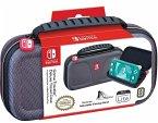 Nintendo GAME TRAVELER, DELUXE TRAVEL CASE NLS140, für Nintendo Switch/Lite, Tasche, NSW, grau