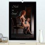 Nackt im Spiegel(Premium, hochwertiger DIN A2 Wandkalender 2020, Kunstdruck in Hochglanz)