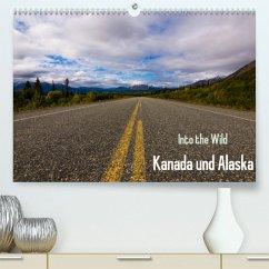 Into the Wild - Kanada und Alaska(Premium, hochwertiger DIN A2 Wandkalender 2020, Kunstdruck in Hochglanz)