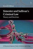 Simester and Sullivan's Criminal Law (eBook, ePUB)