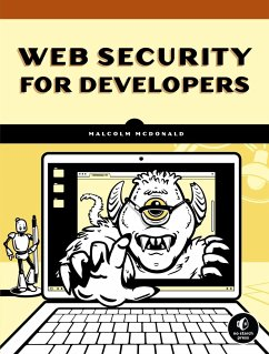 Web Security for Developers - McDonald, Malcolm