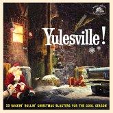 Yulesville!-33 Rockin' Rollin' Christmas Blaster
