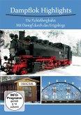 Dampflok Highlights - Die Fichtelbergbahn & Mit Dampf durch das Erzgebirge