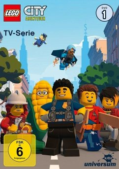 LEGO City - TV Serie