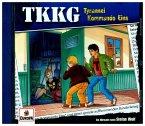 Ein Fall für TKKG - Tyrannei Kommando Eins, 1 Audio-CD
