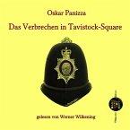 Das Verbrechen in Tavistock-Square (MP3-Download)