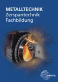 Metalltechnik, Zerspantechnik Fachbildung, m. CD-ROM