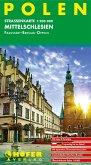 Höfer Straßenkarte Polen, Mittelschlesien