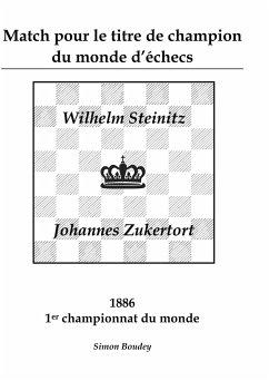 Match pour le titre de champion du monde d'échecs