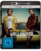 Once Upon a Time... in Hollywood 4K Ultra HD Blu-ray + Blu-ray