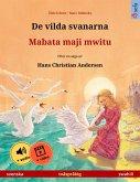 De vilda svanarna - Mabata maji mwitu (svenska - swahili) (eBook, ePUB)