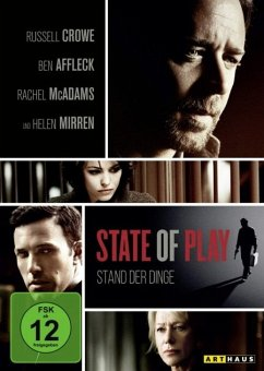 State of Play - Stand der Dinge - Crowe,Russell/Affleck,Ben